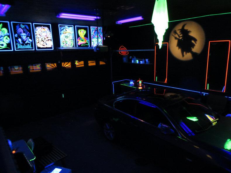 Halloween Light Projector