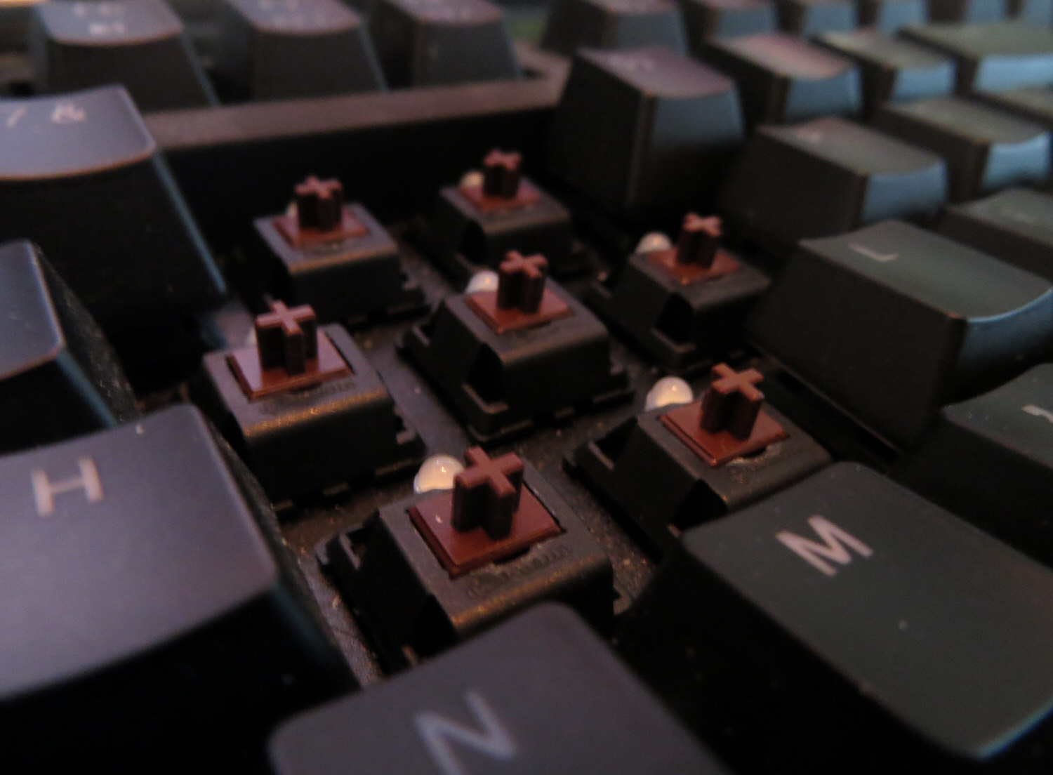 Best Cherry Mx Mechanical Key Switch For Gamers And Typists