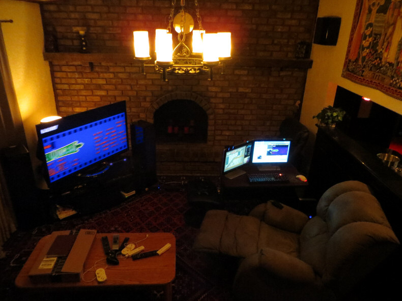 Check Out My Twitch Tv Setup For Playing Console Games