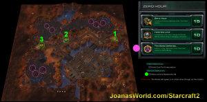 Zero Hour Map